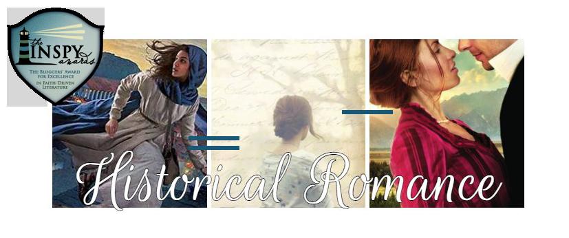 Image of Inspy Historical Romance Finalists