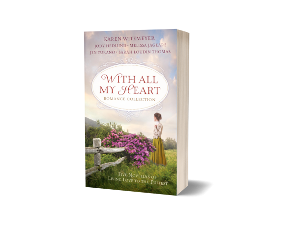 With All My Heart Paperback