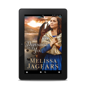 Depending on You Ebook by Melissa Jagears