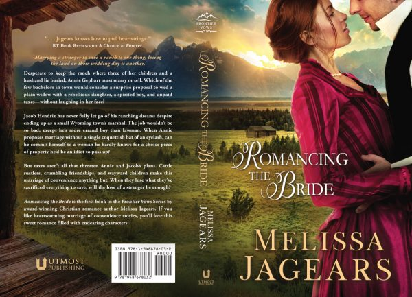 Romancing the Bride Full Cover